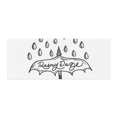 Busy Bree Rainy Daze Bed Runner