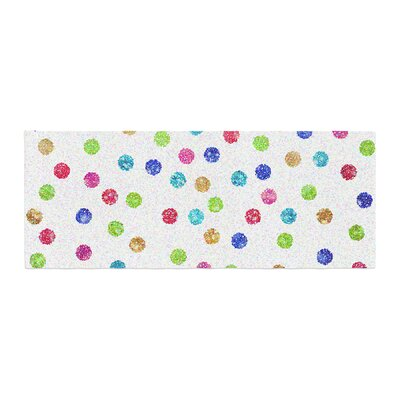Beth Engel Seeing Dots Bed Runner