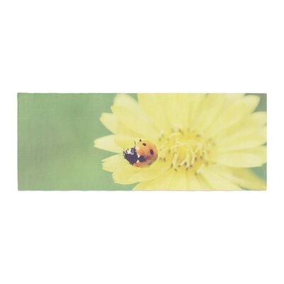 Beth Engel Little Lady Ladybug Bed Runner