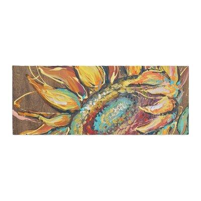 Brienne Jepkema Sunflower Flower Bed Runner