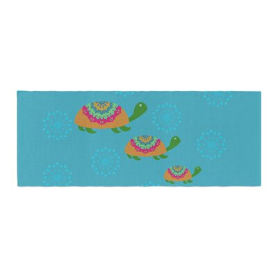 Cristina bianco Design The Turtles Bed Runner