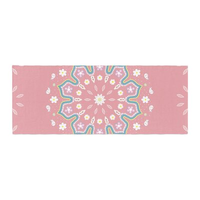 Cristina Bianco Design Mandala II Bed Runner