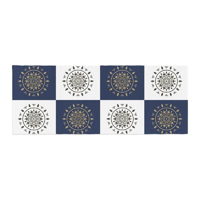 Cristina bianco Design Mandalas Pattern Bed Runner