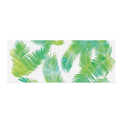 Draper Tropic Summer Nature Bed Runner