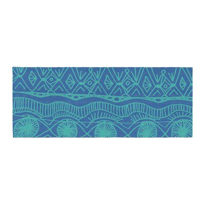Catherine Holcombe Beach Blanket Confusion Bed Runner