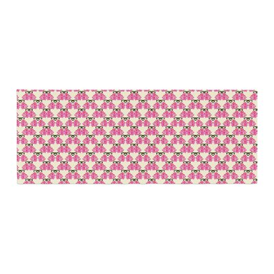 Mayacoa Studio Rosea Bed Runner