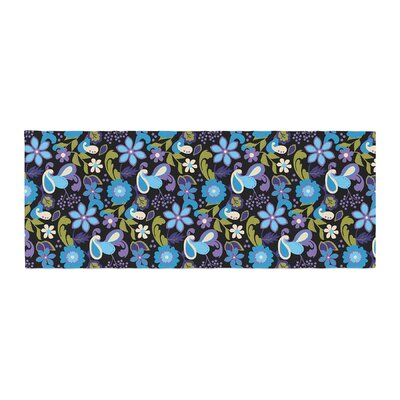 Carolyn Greifeld Florals Bed Runner