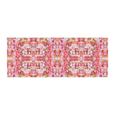 Carolyn Greifeld Floral Reflections Bed Runner