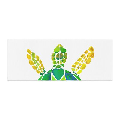Catherine Holcombe Turtle Love Bed Runner