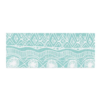 Catherine Holcombe Beach Blanket Bingo Bed Runner