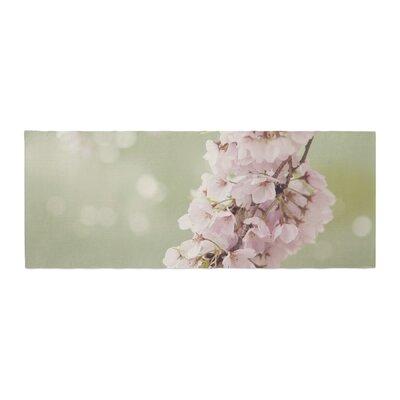 Catherine McDonald Cherry Blossom Bed Runner