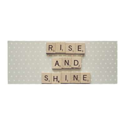 Cristina Mitchell Rise and Shine Bed Runner