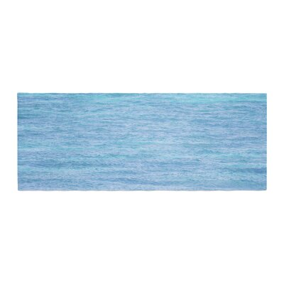 Catherine McDonald South Pacific II Ocean Water Bed Runner