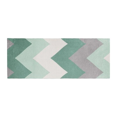 Catherine McDonald Winter Bed Runner