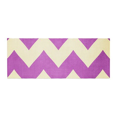 Catherine McDonald Juicy Chevron Bed Runner