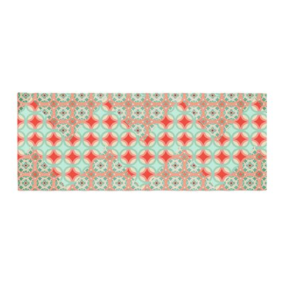 Catherine McDonald Traveling Caravan Pattern Bed Runner