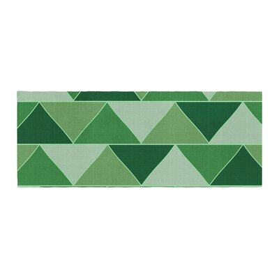 Catherine McDonald Emerald City Bed Runner