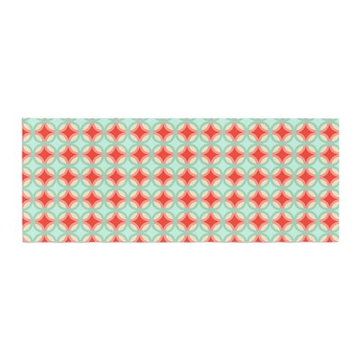Catherine McDonald Retro Circles Bed Runner