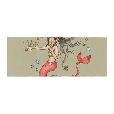 Carina Povarchik Mermaids Lovely Bed Runner