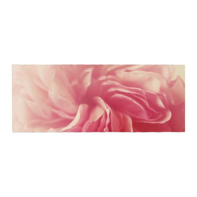 Cristina Mitchell Petals Floral Rose Bed Runner