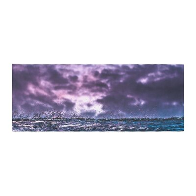 Colin Pierce Grape Drops Photoraphy Bed Runner