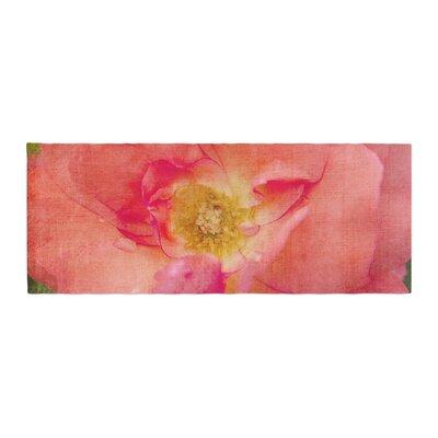 Catherine McDonald Rose Flower Bed Runner