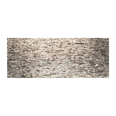 Catherine McDonald Hour Water Reflection Bed Runner