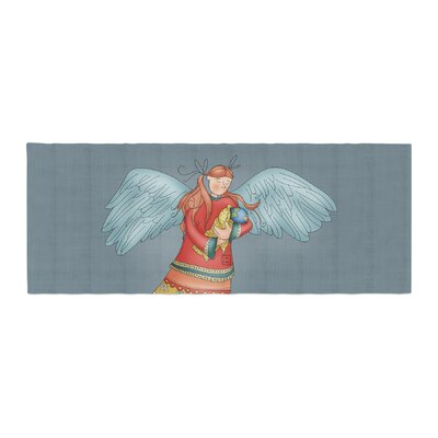 Carina Povarchik Guardian Angel Bed Runner