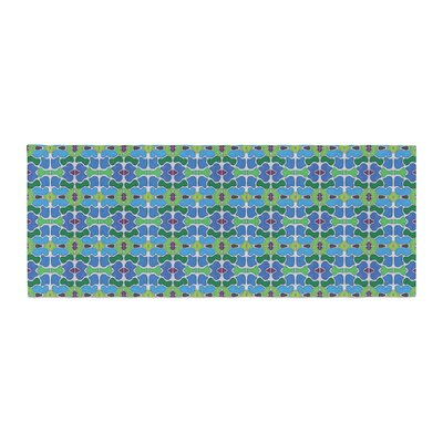 Empire Ruhl Sea Glass Bed Runner