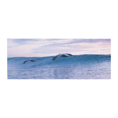 Colin Pierce Sky Surfers Photography Bed Runner