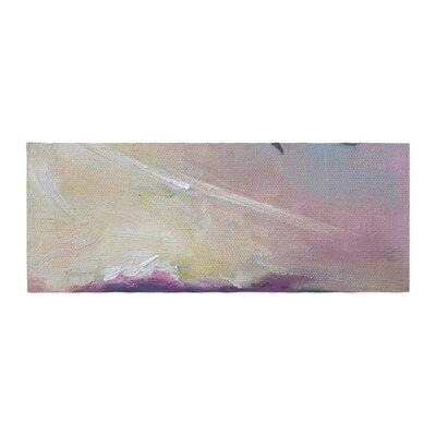 Carol Schiff Sunrise Sortie Painting Bed Runner