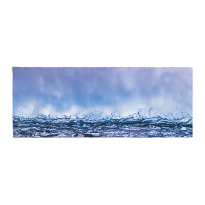 Colin Pierce Falling Sky Photography Bed Runner