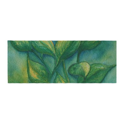 Cyndi Steen Beginnings Nature Bed Runner