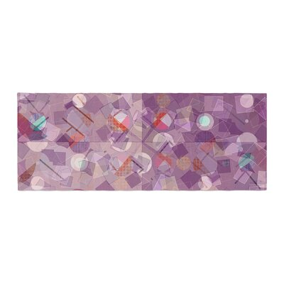 Cvetelina Todorova Mess Abstract Bed Runner