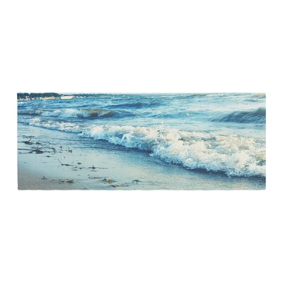 Chelsea Victoria Beyond the Sea Coastal Bed Runner