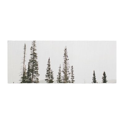Top of the Mountain Photography Bed Runner