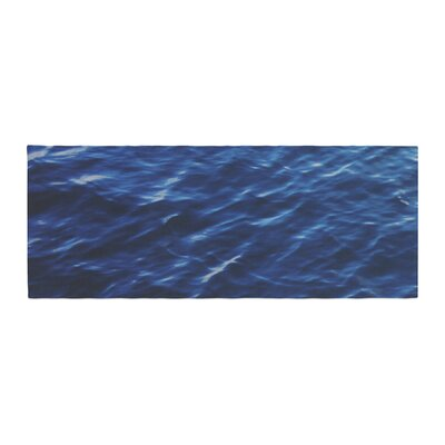 Sea Calm Nature Bed Runner