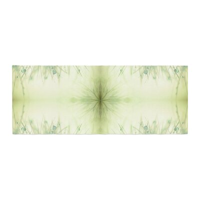 Ginkelmier Dandelion Dreams Abstract Bed Runner