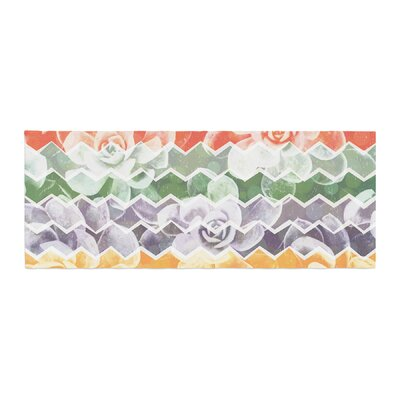 Daisy Beatrice Desert Dreams Chevron Bed Runner