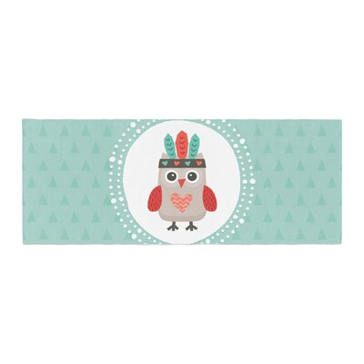 Daisy Beatrice Hipster Owlet Bed Runner