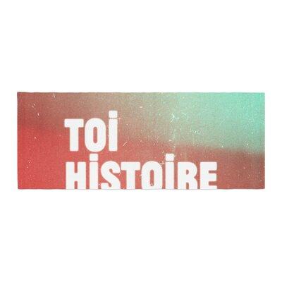 Danny Ivan Toi Histoire Bed Runner