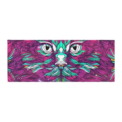 Danny Ivan Space Cat Bed Runner
