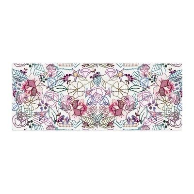 DLKG Design Cool Stitch Bed Runner