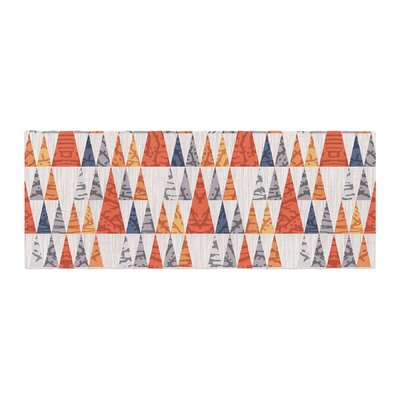Daisy Beatrice Tepee Town Bed Runner