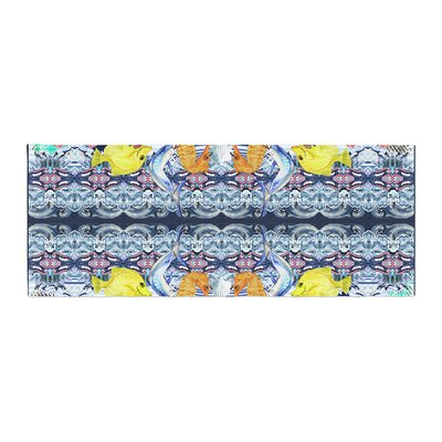 DLKG Design Marine Life Bed Runner