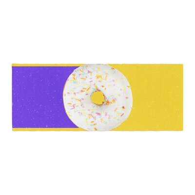 Danny Ivan Donuts Bed Runner