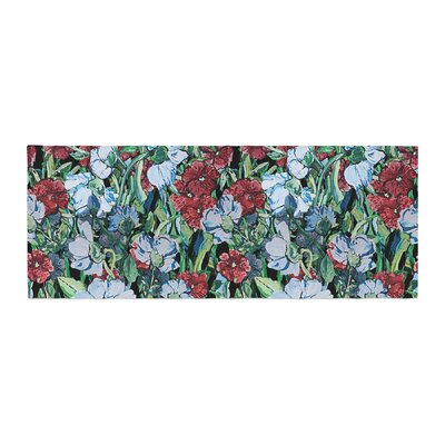 DLKG Design Giardino Garden Flowers Bed Runner