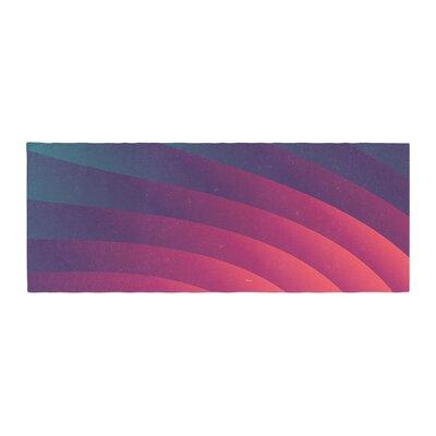 Danny Ivan Reservoir Lines Geometric Bed Runner