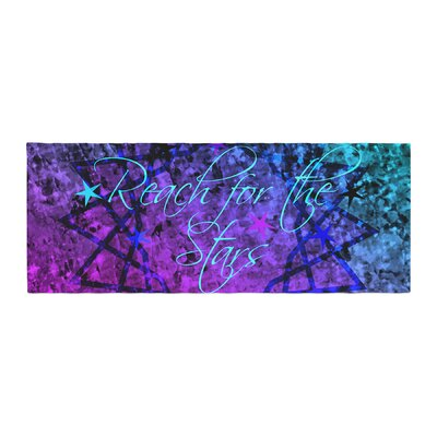 Ebi Emporium Reach for the Stars Bed Runner