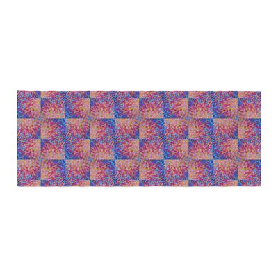 Ebi Emporium Splash Revisited Bed Runner
